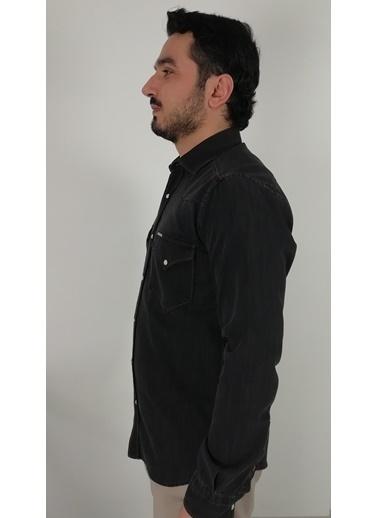 TOUSUS Jean Gömlek Siyah